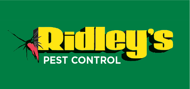 Ridley's Pest Control Logo footer